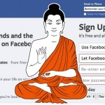 Use Facebook like  A Buddhist, Don't Let Facebook Use You